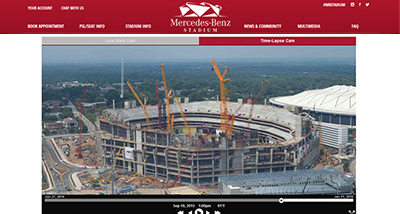 New Vikings Stadium Client Page