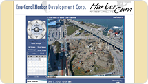 Erie Canal Harbor Development Client Page