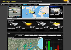 Click Here to view the Weather Data Center Quick Tour
