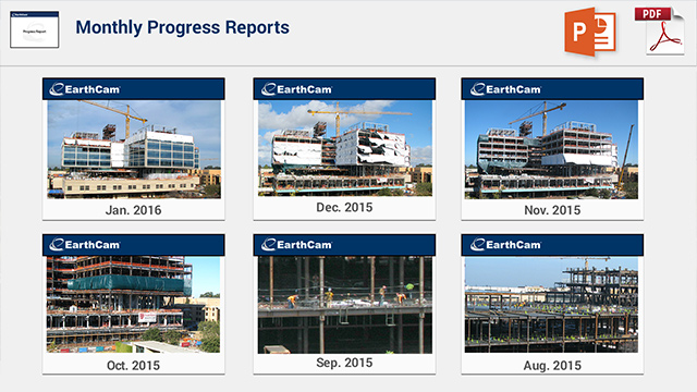 Automated Progress Reports