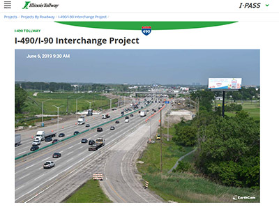I-490/I-90 Interchange