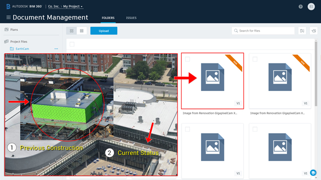 Share Directly to Autodesk BIM 360 Hubs