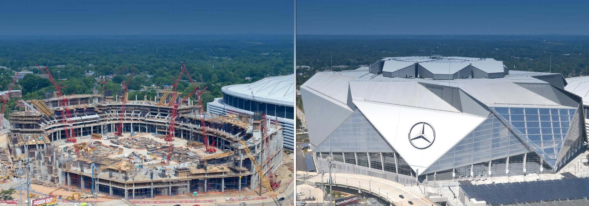 Farris stadium construction live webcam