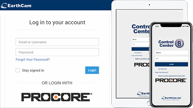 Procore Single Sign-On