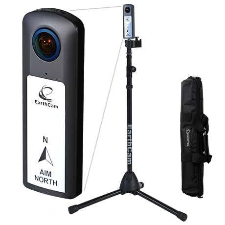 360° VR Site Tour Camera Kit
