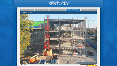 University of Kentucky Client Page