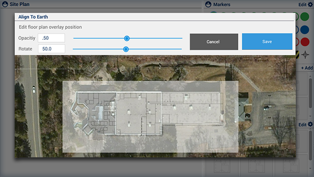 Jobsite construction cameras and live webcams for Building site plan software